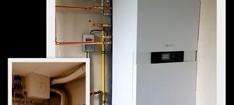 Sanitair & verwarming Verlinde - Kuurne - Centrale Verwarming